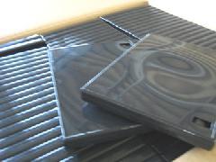 プラスチックのDVDケース