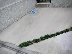 神奈川県横浜市 戸建の駐車場舗装