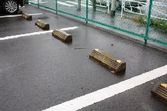 神奈川横浜市の店舗駐車場