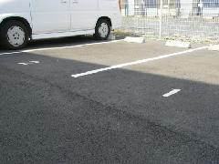 東京町田市 店舗の駐車場舗装工事