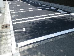 南区の駐車場
