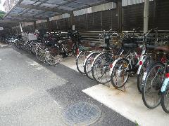 駐輪場整備