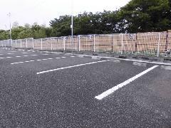 駐車場 駐車スペース幅変更