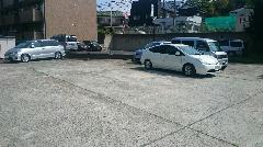店舗駐車場 ライン引き