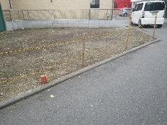 駐車場新設