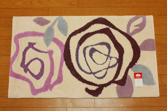 エレガンスバラ マット アイボリー   60�×105�
