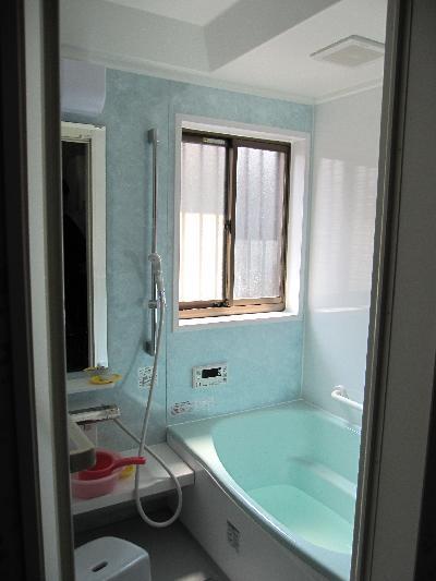 浴室リフォーム工事 M様邸