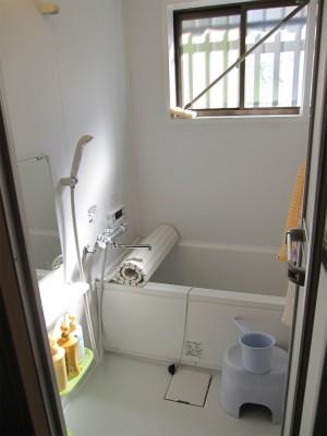 戸建て浴室リフォーム工事