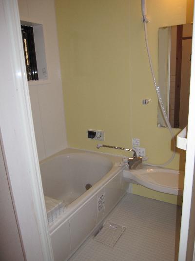浴室リフォーム工事 H様邸