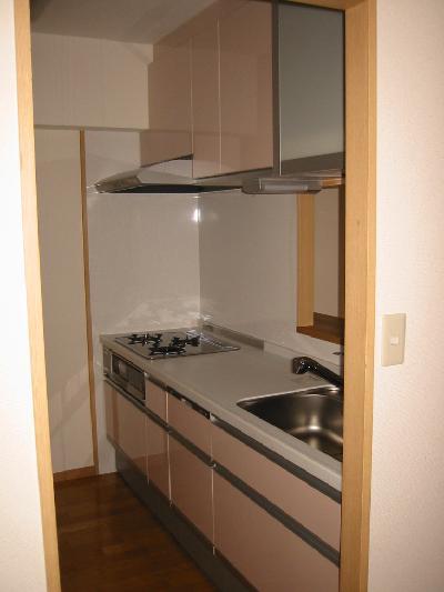 全面改装の中のキッチンリフォームです