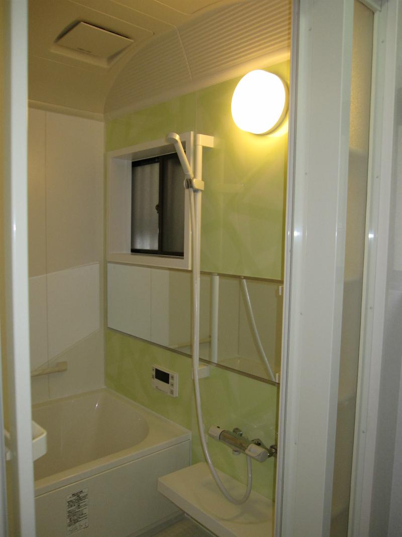 浴室・給湯器リフォーム【和泉市】