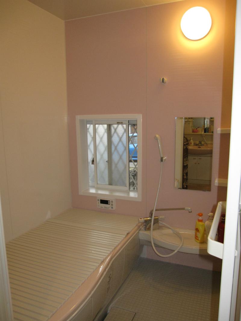 戸建 奈良県 浴室リフォーム