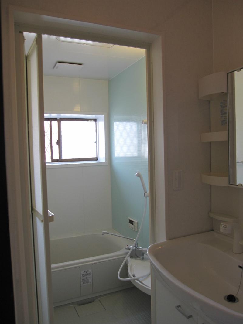 戸建 河内長野市 浴室リフォーム