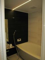 浴室のリフォーム工事例(マンション)