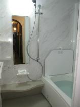 浴室のリフォーム工事例(戸建て)