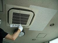 洗浄前温度測定