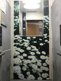 マンション/エレベーター内に設置