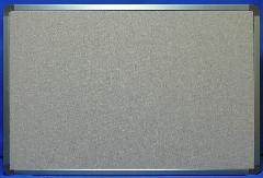 R型屋内掲示板(グレー枠)   本体サイズH600×W900   (押しピンタイプ)