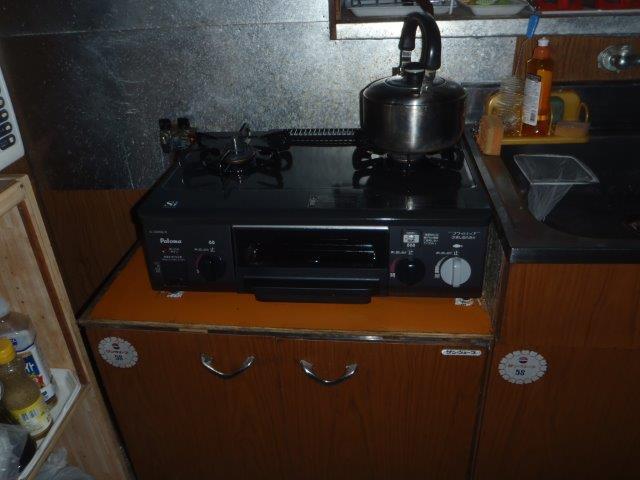 キッチンリフォームの写真(1)