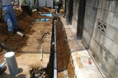 古河市 排水設備工事