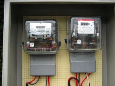 電気容量変更にともなう調査・工事・申請