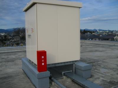 受変電設備の新規設置および改修(老朽化更新)
