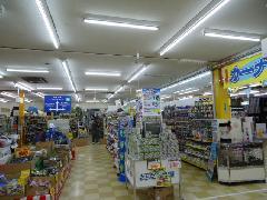 千葉・大型カー用品店様 LED化工事