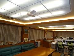千葉 事務所 LED化工事