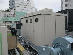 世田谷区 某商業施設 高圧受変電設備工事
