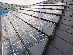 SAMURAI シリーズ 太陽光発電 設置施工例
