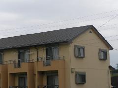 アパートの太陽光発電設置事例