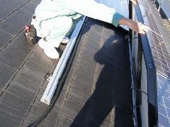 一戸建ての太陽光発電設置事例