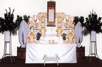 規格葬儀:百合 ゆり