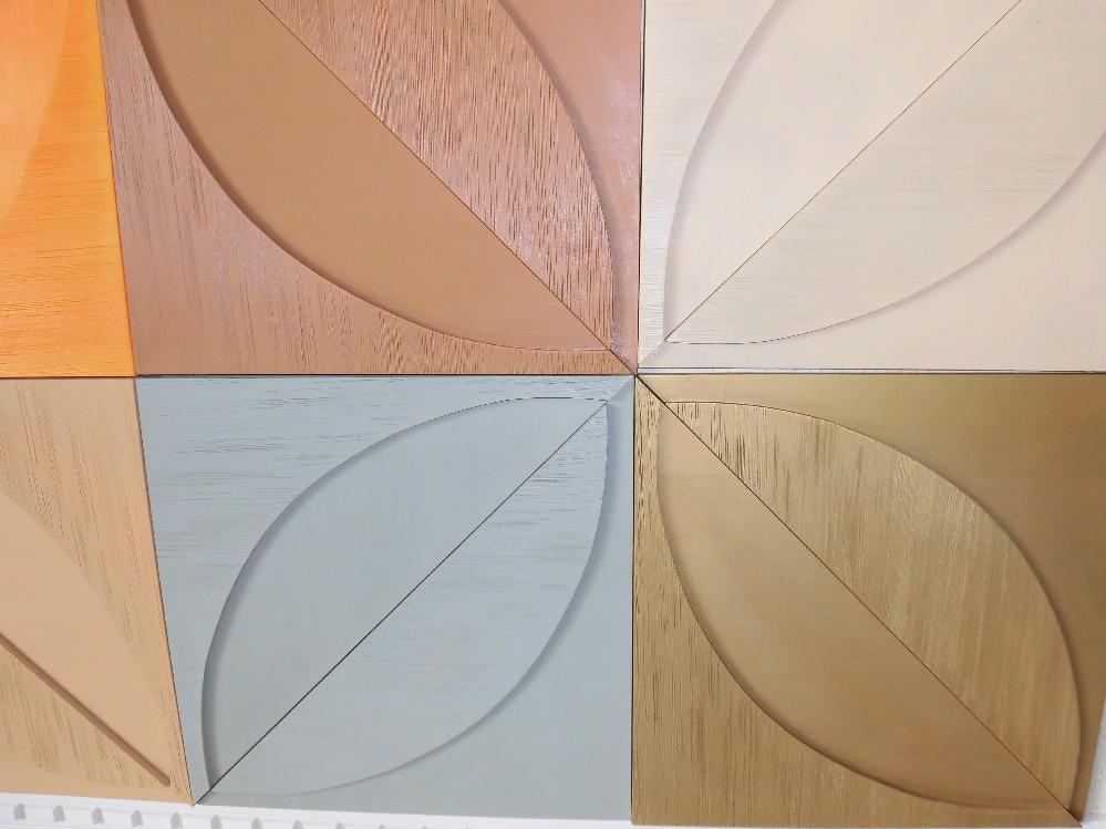 ナチュラル・自然な色の組み合わせ例