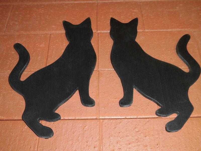 ウレタン・ウレタイル猫タイプ01