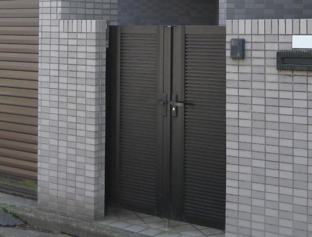 門扉・門柱・玄関まわり