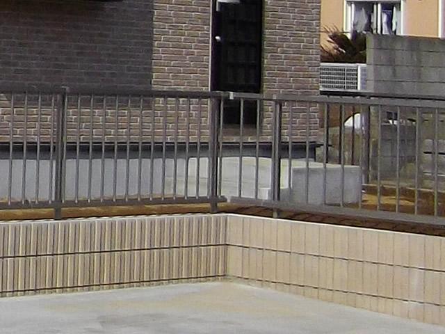フェンス・ブロック