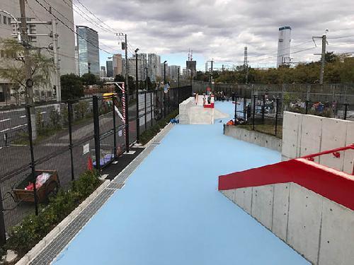 東京品川 公共パーク