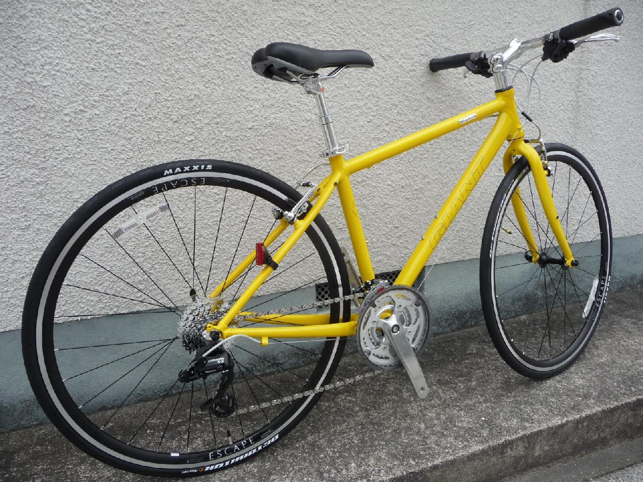 自転車の escape r3 自転車 : 2013 NEWモデル GIANT ESCAPE R3 ...