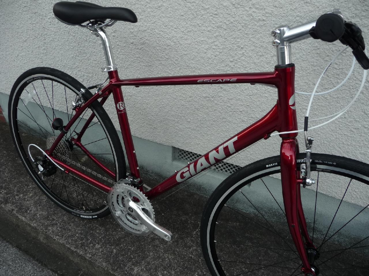 自転車の escape r3 自転車 : 2015 GIANT ESCAPE R3/2015 モデル ...