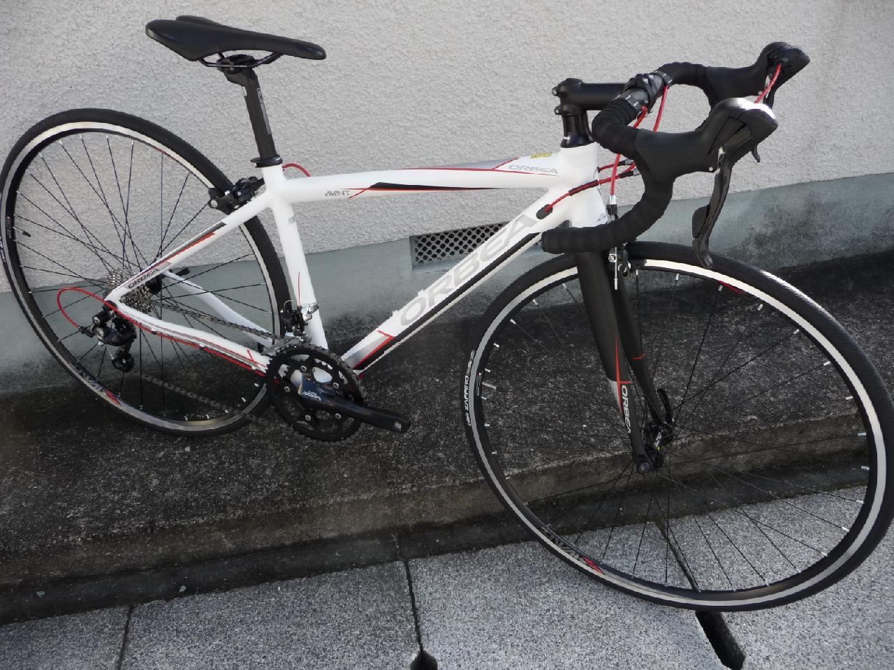 自転車の 自転車 フレームサイズ 小さい : 小さい写真をクリックすると ...