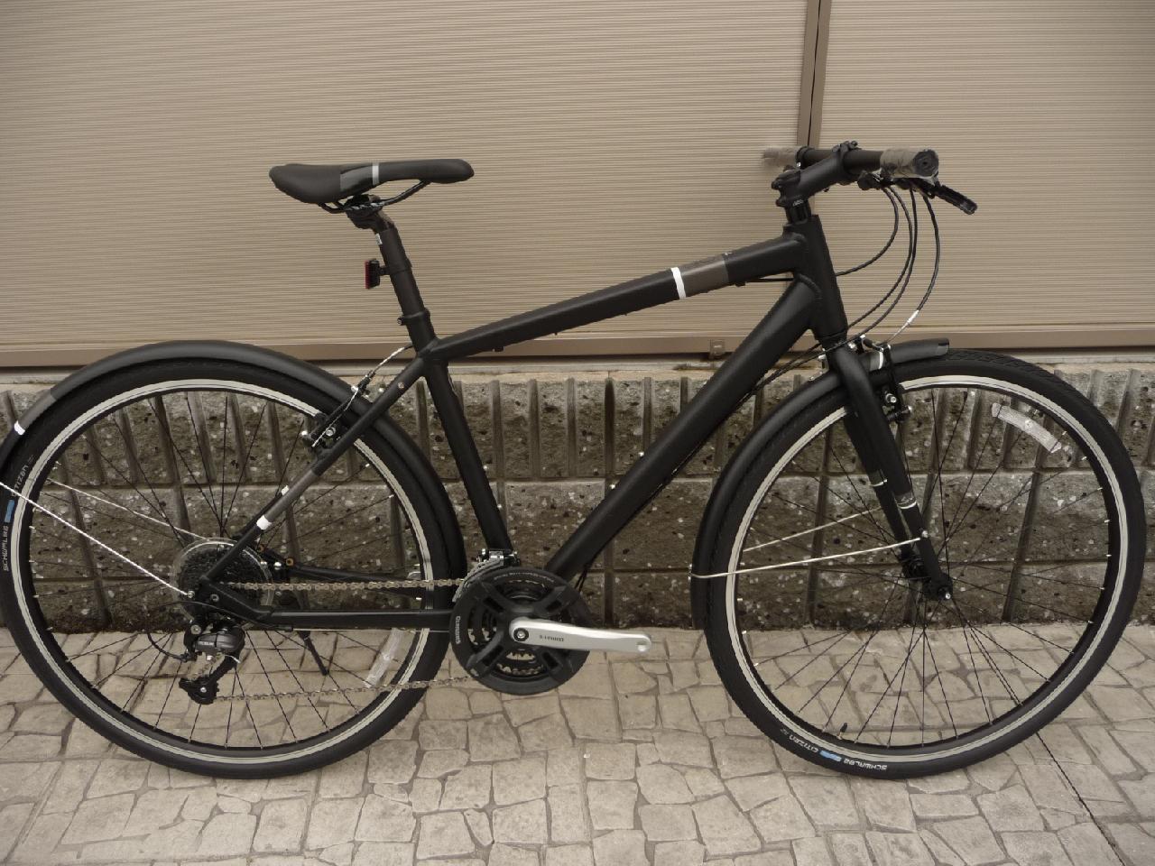 自転車の スコット 自転車 クロス : SPEED 40 【MATT BLACK】特価クロス ...