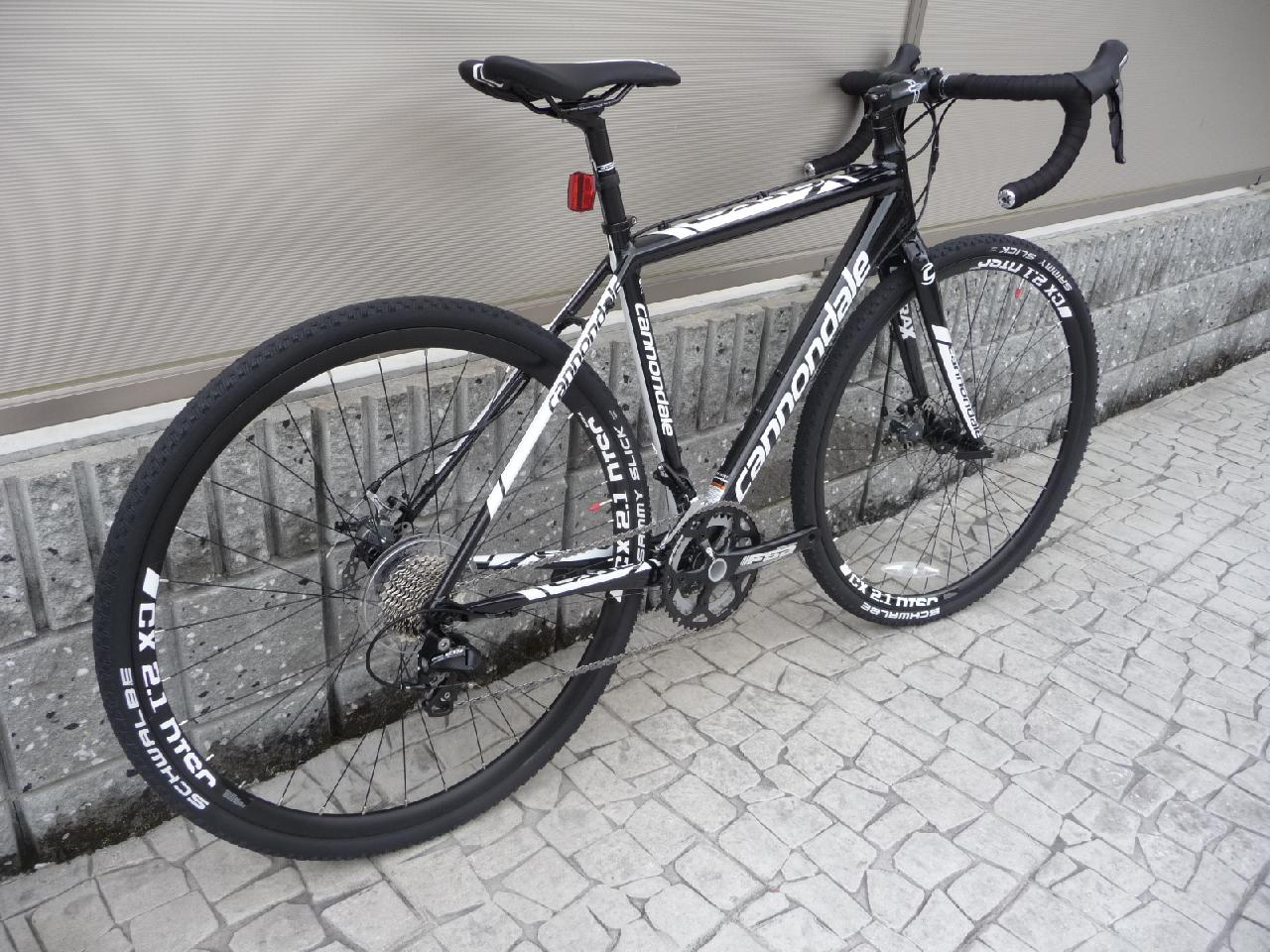 2015 Cannondale CAADX 105