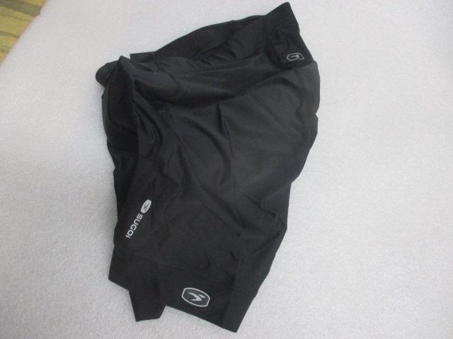 SUGOi Classic Short (U384000MBK5)/スゴイ クラシック ショーツ 高品質パット採用のお買い得価格のレーサーパンツ 【XLサイズ】特価中! 即納在庫有り!