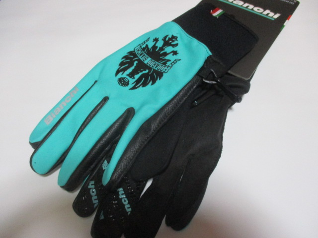 BIANCHI Sports ウィンターライトグローブ(JP172R2101) 特価 Lサイズ25cm-26cm 即納在庫あり