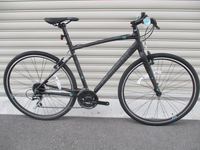 2020 BIANCHI C・Sport 1/2020継続モデル ビアンキ Cスポーツ1  クロスバイク 【KW-Black=マットブラック/グラファイト-CK16 フルマット】特価中! 47cm 即納在庫あり
