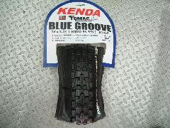 KENDA BLUE GROOVE 26×2,35STICK-E/ケンダ ブルーグルーブ 26×2,35 STICK-E