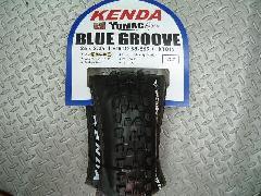 KENDA BLUE GROOVE 26×2,35DTC/ケンダ ブルーグルーブ 26×2,35 DTC