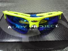 限定 RUDY PROJECT NOYZ  YELLOW FLUO/MULTI LS BLUE