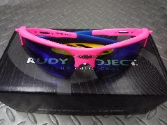限定 RUDY PROJECT NOYZ  PINK FLUO/MULTI LS BLUE